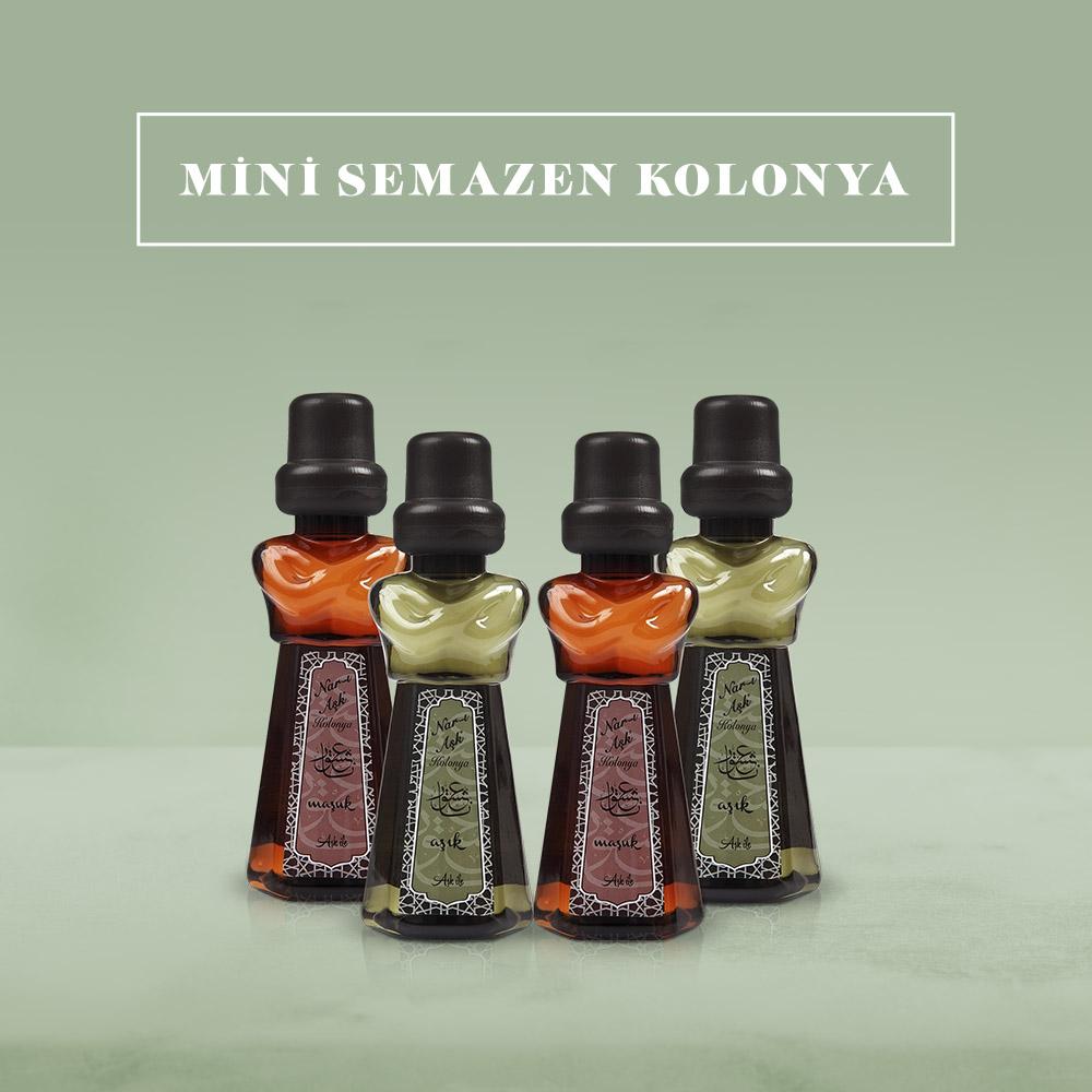 Nar-ı Aşk Semazen Parfüm Kolonya - Mini