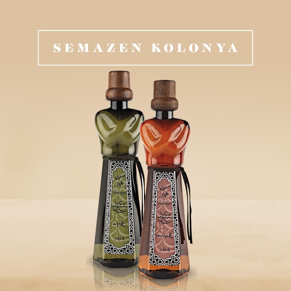Nar-ı Aşk Semazen Parfüm Kolonya