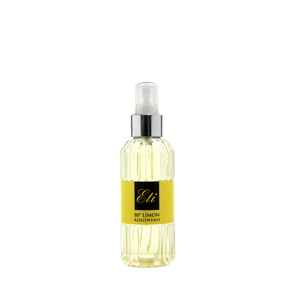 Lemon Cologne 150 ml Pet Bottle