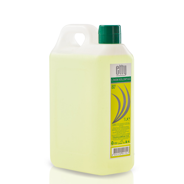 Lemon Cologne 1 L PE Can