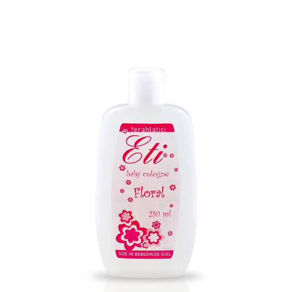 Baby Cologne - Floral - PE Bottle 210 ml1