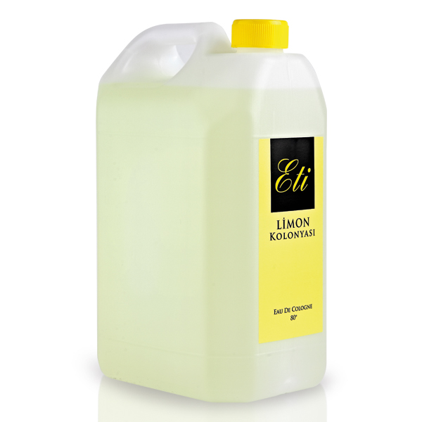 Lemon Cologne 5 L PE Can