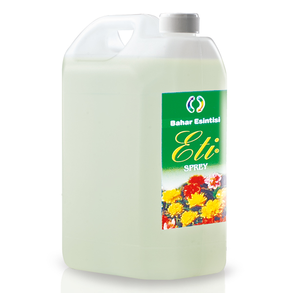 Spring Breeze Spray 5 L PE Can